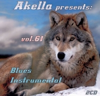 VA - Akella Presents: vol. 61. Blues Instrumental [2CD] (2015) MP3