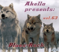 VA - Akella Presents: vol. 63. Blues-Rock [2CD] (2015) MP3
