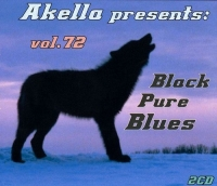 VA - Akella Presents: vol. 72. Black Pure Blues [2CD] (2016) MP3