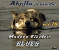 VA - Akella Presents: vol. 78. Modern Electric Blues [2CD] (2016) MP3