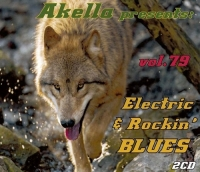 VA - Akella Presents: vol. 79. Electric Rockin' Blues [2CD] (2016) MP3