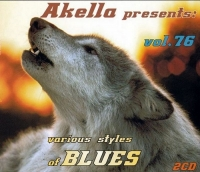 VA - Akella Presents: vol. 76. Various Styles Of Blues [2CD] (2016) MP3