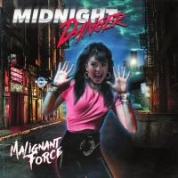 Midnight Danger - Malignant Force (2018) MP3 от Vanila