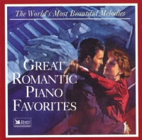 VA - Great Romantic Piano Favorites [The World's Most Beautiful Melodies] (1997) MP3 от Vanila