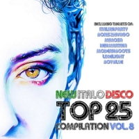 VA - New Italo Disco Top 25 [Compilation Vol.8] (2018) MP3