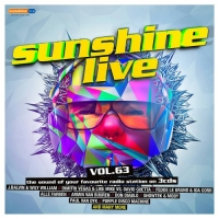 VA - Sunshine Live Vol.63 [3CD] (2018) MP3