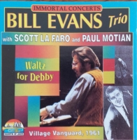 Bill Evans Trio - Waltz For Debby (1996) MP3