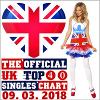 VA - The Official UK Top 40 Singles Chart [09.03] (2018) MP3