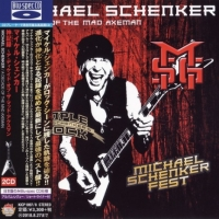 Michael Schenker - A Decade Of The Mad Axeman [2CD Japanese Edition] (2018) MP3