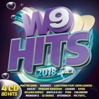 VA - W9 Hits 2018 Vol.2 [4CD] (2018) MP3