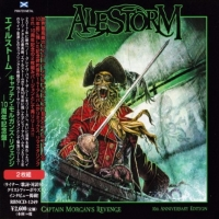 Alestorm - Captain Morgan's Revenge: 10th Anniversary Edition [2CD Japanese Edition] (2018) MP3
