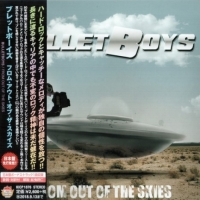 BulletBoys - From Out Of The Skies [Japanese Edition] (2018) MP3