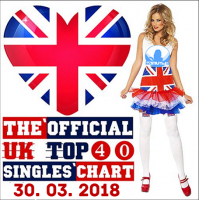 VA - The Official UK Top 40 Singles Chart [30.03] (2018) MP3