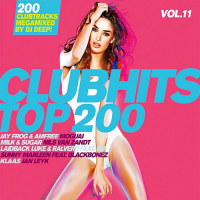 VA - Clubhits Top 200 [11] [3CD] (2018) MP3
