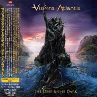 Visions Of Atlantis - The Deep & The Dark [Japanese Edition] (2018) MP3