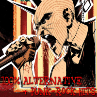 VA - 100% Alternative & Punk-Rock Hits (2018) MP3