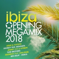 VA - Ibiza Opening Megamix 2018 [2CD] (2018) MP3