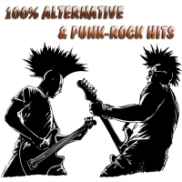 VA - 100% Alternative & Punk-Rock Hits Vol.2 (2018) MP3