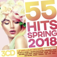 VA - 55 Hits Spring 2018 [3CD] (2018) MP3