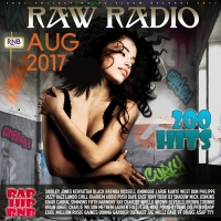VA - Raw Radio: 200 Hits Rap, Hip & RnB (2017) MP3
