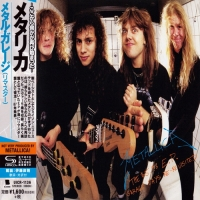Metallica - The $5.98 EP: Garage Days Re-Revisited [Japanese Remastered Edition] (1987/2018) MP3