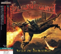 Bloodbound - War Of Dragons [Japanese Edition] (2017) MP3