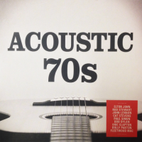 VA - Acoustic 70s [3CD] (2017) MP3 от Vanila