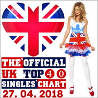 VA - The Official UK Top 40 Singles Chart [27.04] (2018) MP3