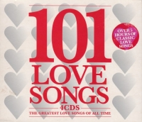 VA - 101 Love Songs. 4CDS The Greatest Love Songs of all Time (2003) MP3 от Vanila
