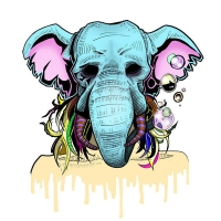 Bubbles Erotica - Elephants Never Forget [EP] (2014) MP3