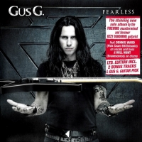 Gus G. (Firewind) - Fearless [Limited Edition] (2018) MP3