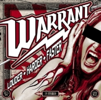 Warrant - Louder Harder Faster (2017) MP3