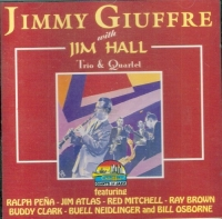 Jimmy Giuffre with Jim Hall - Trio & Quartet (1995) MP3