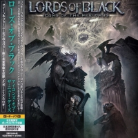 Lords Of Black - Icons Of The New Days [2CD Japanese Edition] (2018) MP3