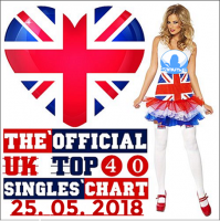 VA - The Official UK Top 40 Singles Chart [25.05] (2018) MP3