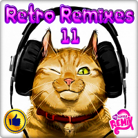 VA - Retro Remix Quality Vol.11 (2018) MP3
