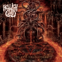 Hellish God - The Evil Emanations (2018) MP3
