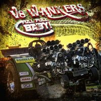 V8 Wankers - Full Pull Baby (2018) MP3