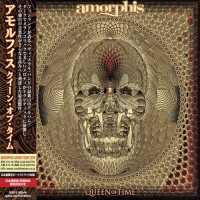 Amorphis - Queen of Time [Japanese Edition] (2018) MP3