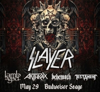 Slayer - Slayer: Final World Tour [Toronto] (2018) MP3