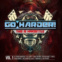 VA - Go Harder! This Is Hardstyle (2018) MP3