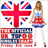 VA - The Official UK Top 40 Singles Chart [08.06] (2018) MP3