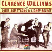 Clarence Williams - With Louis Armstrong & Sidney Bechet (1998) MP3