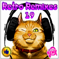 VA - Retro Remix Quality Vol.19 (2018) MP3