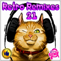 VA - Retro Remix Quality Vol.21 (2018) MP3