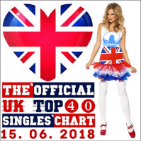 VA - The Official UK Top 40 Singles Chart [15.06] (2018) MP3