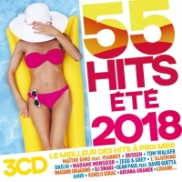VA - 55 Hits Ete 2018 [3CD] (2018) MP3