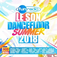 VA - Fun Radio: Le Son Dancefloor Summer 2018 [3CD] (2018) MP3