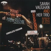 Sarah Vaughan and Her Trio - At Mister Kelly's (1957/1987) MP3 от Vanila