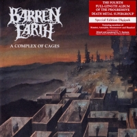 Barren Earth - A Complex Of Cages [Special Edition] (2018) MP3
